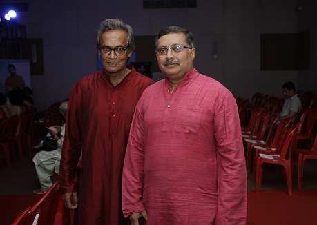 Anil Mukerji,Dr Ronen Roy