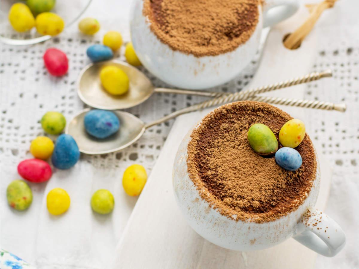 Easter Eggs Tiramisu