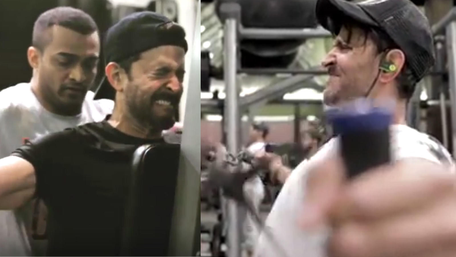 Hrithik Roshan's intense workout video will leave you spellbound
