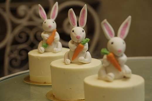 Carrot honey Cake (150 each)