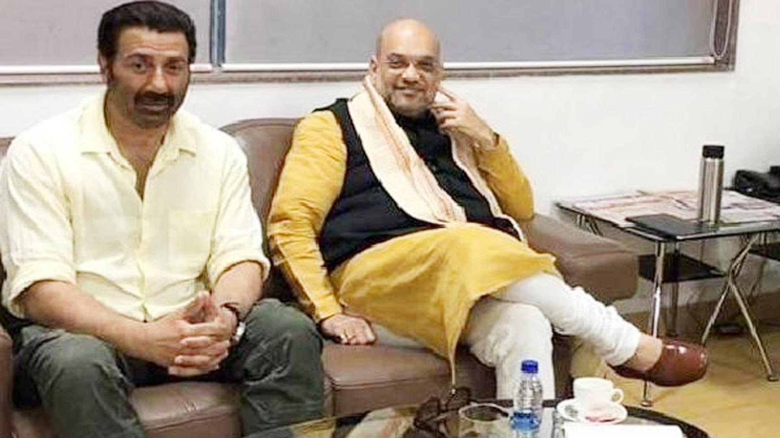 Lok Sabha election: Sunny Deol to get BJP ticket from Gurdaspur?