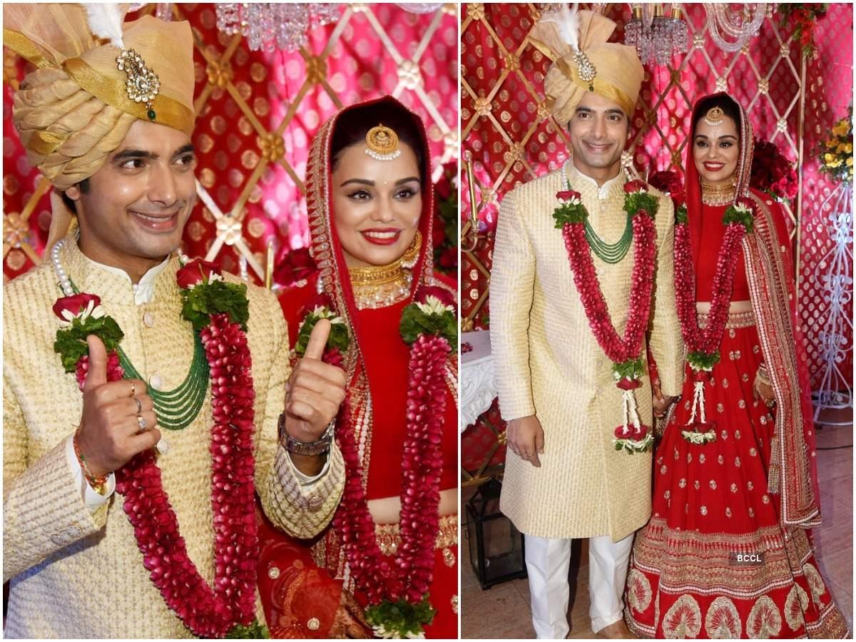 Kasam Tere Pyaar Ki fame Ssharad Malhotra ties the knot with