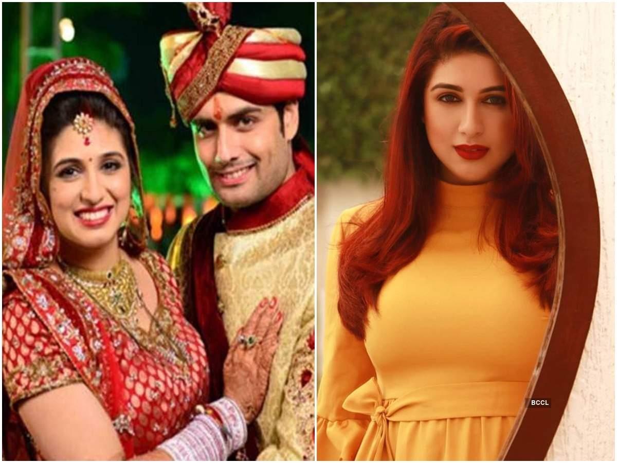 Vahbiz Dorabjee-Vivian Dsena divorce: The actress reacts to rumours of asking Rs 2 crore alimony  | The Times of India