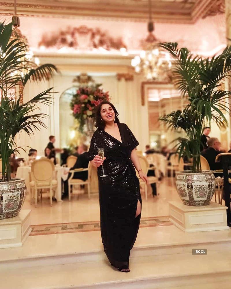 Inside pictures from Priyanka Chopra's future sister-in-law Ishita Kumar's bridal shower