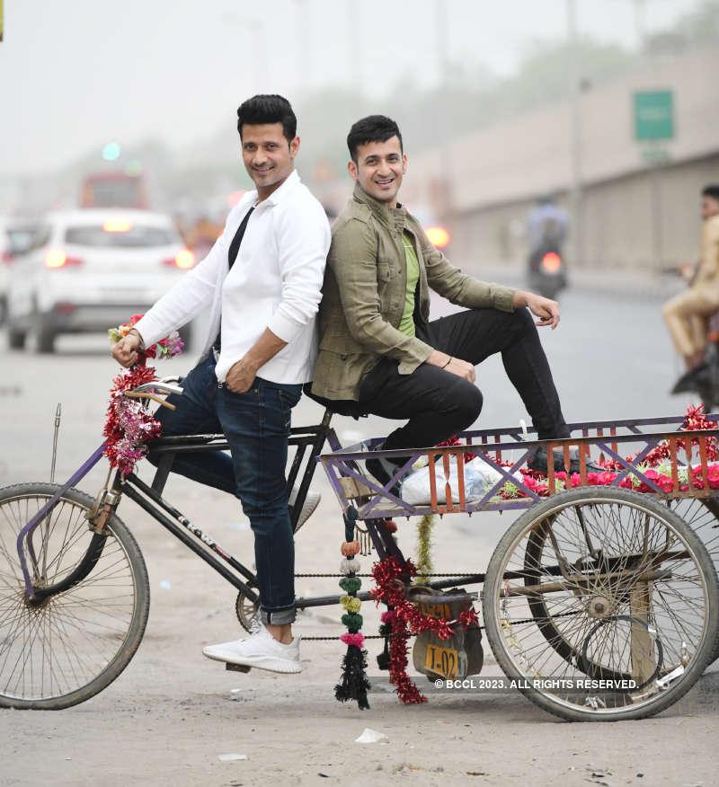 Meet Bros visit Ahmedabad