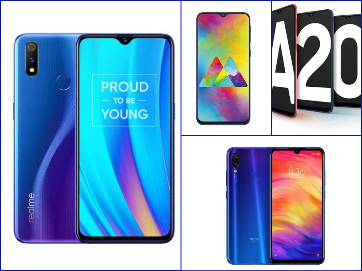 Realme 3 Pro vs Xiaomi Redmi Note 7 Pro vs Samsung Galaxy M30 vs Samsung Galaxy A20: Best new smartphone under Rs 15,000