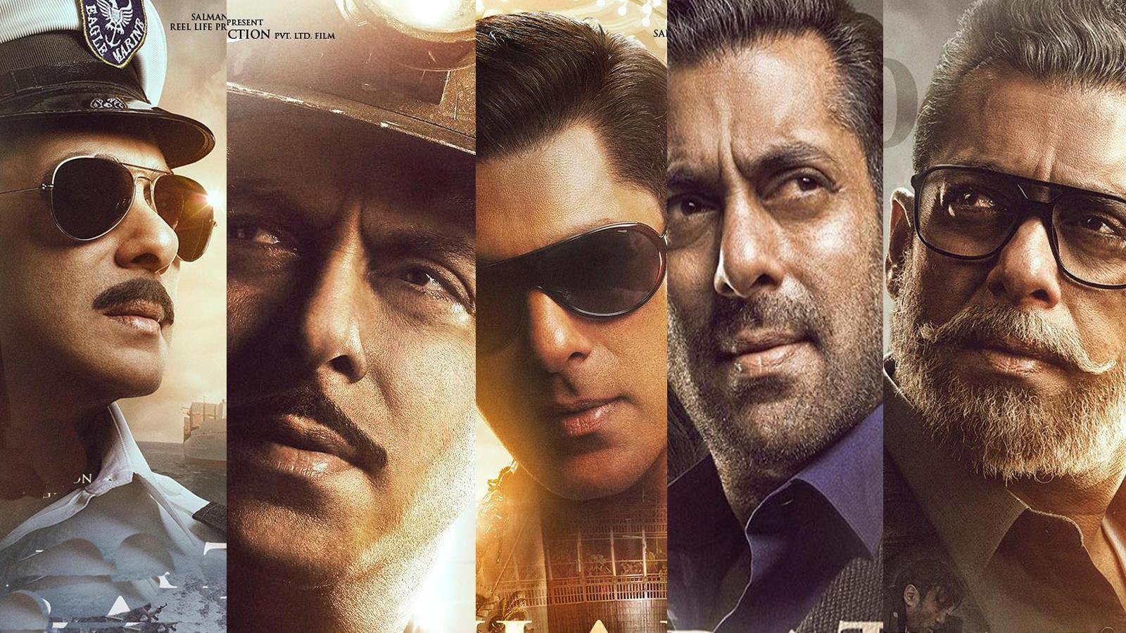 'Bharat' trailer: Salman Khan in five different avatars