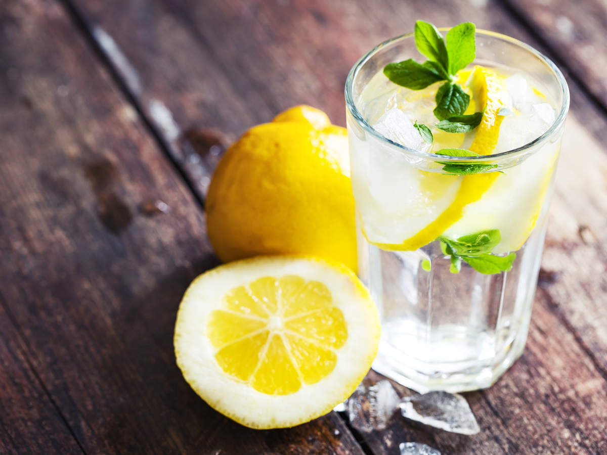 Why lemon water should be your best friend during summer
