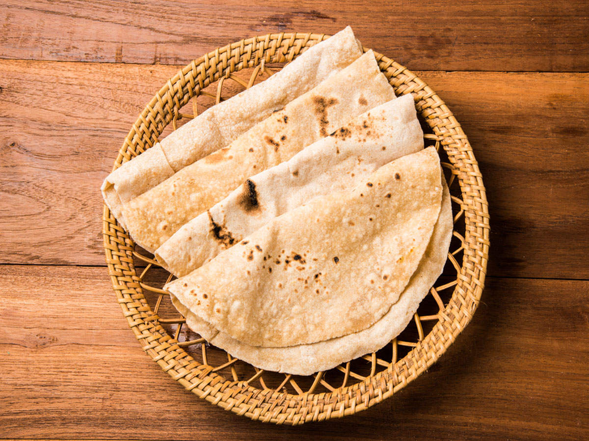 Is eating chapati daily good for health?