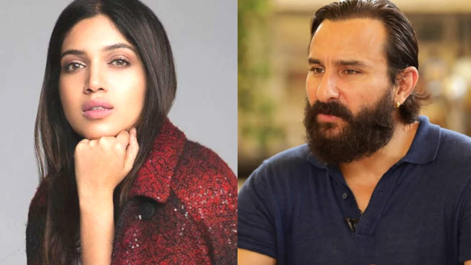Saif Ali Khan, Bhumi Pednekar urge people to cast their votes