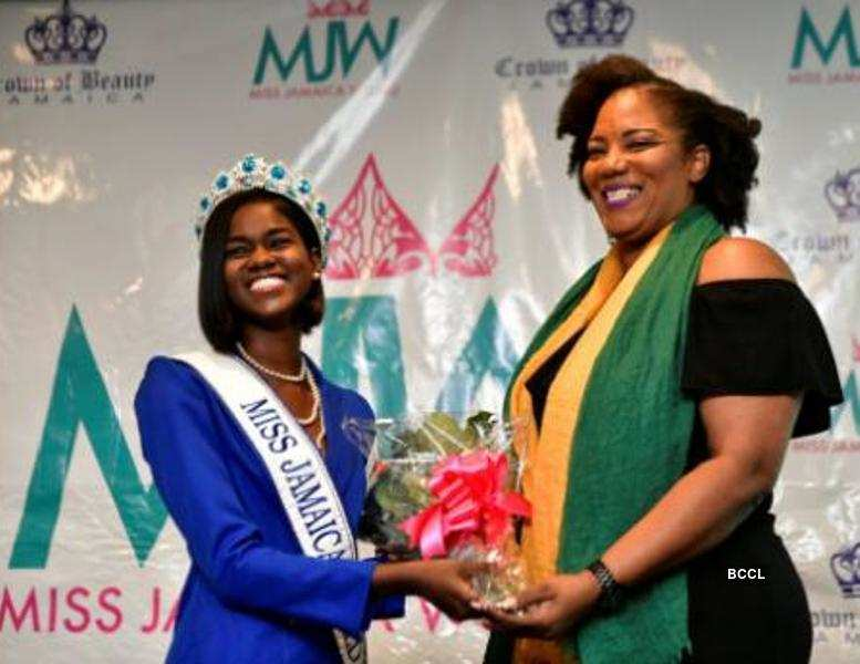 Miss Jamaica World 2019 drops swimsuit segment.