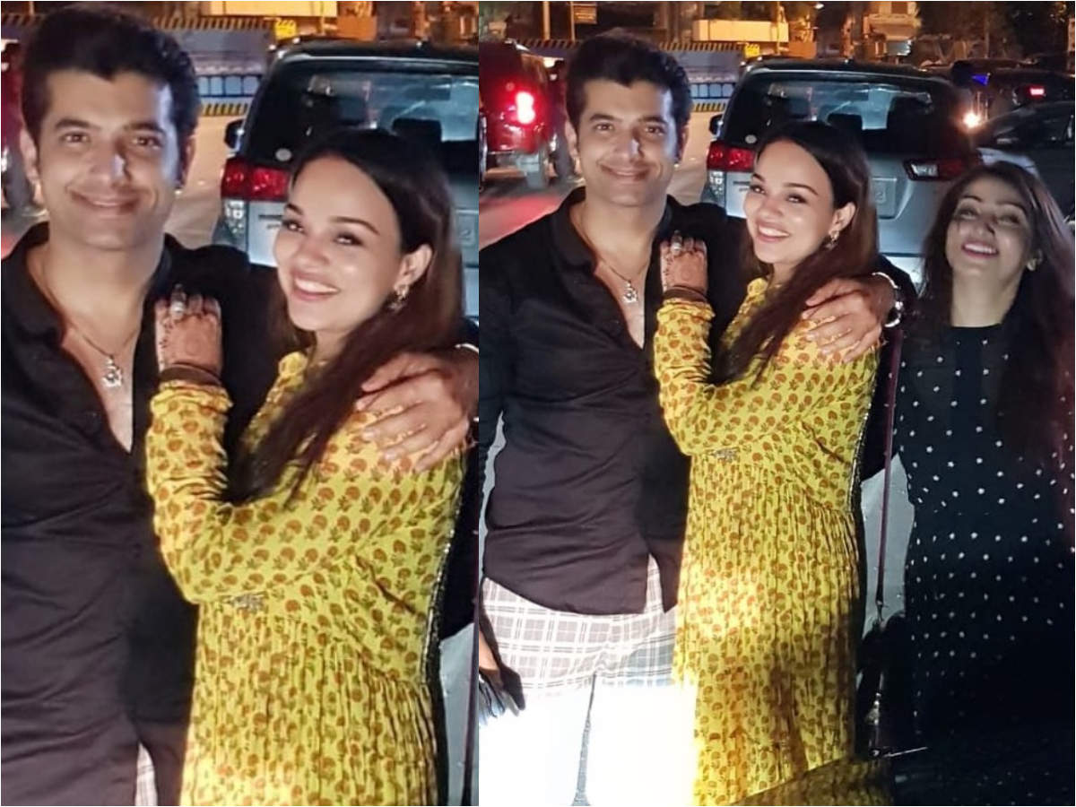Kasam fame Ssharad Malhotra's wife Ripci changes her surname