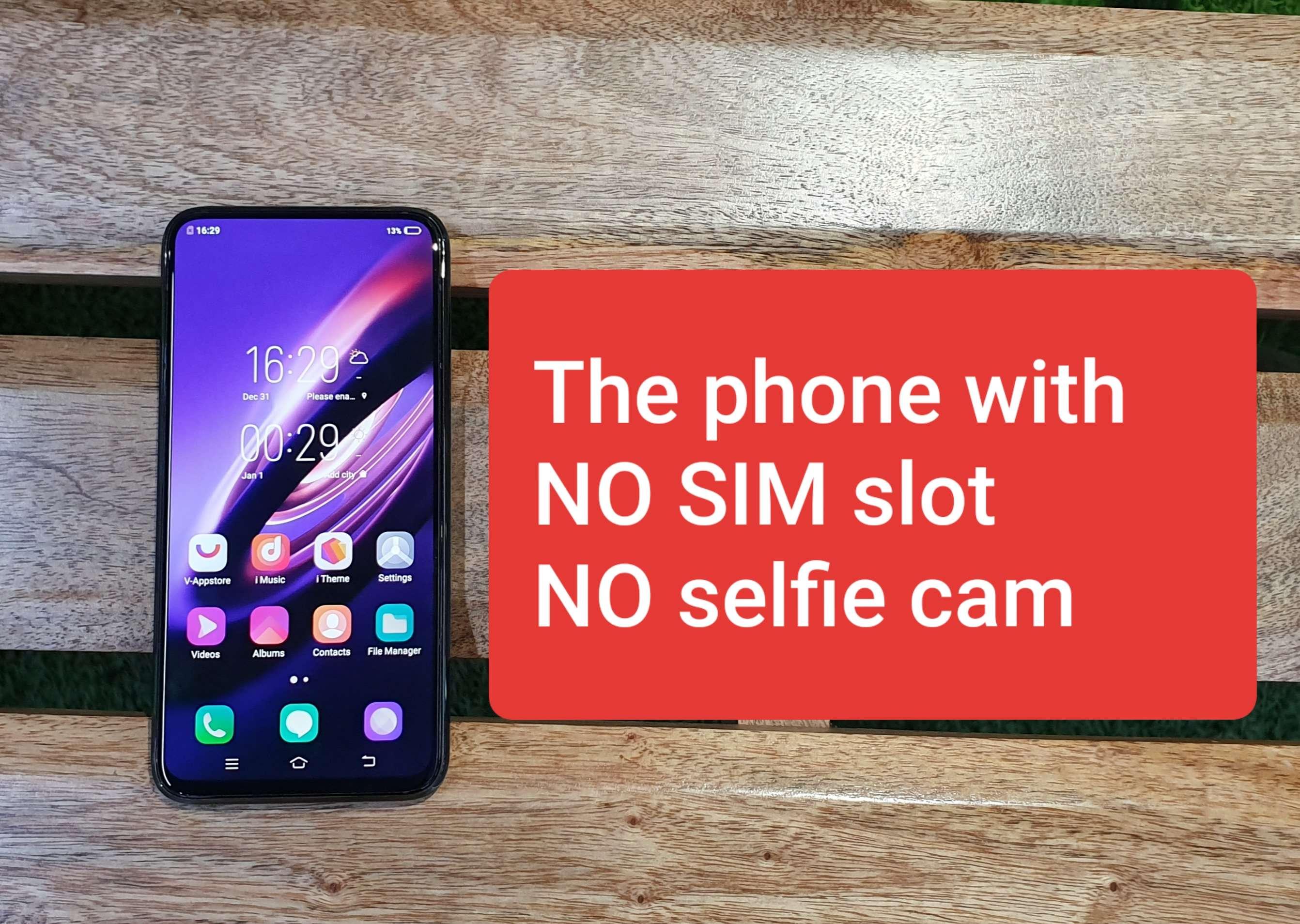 Vivo Apex (2019): Is this the future phone?