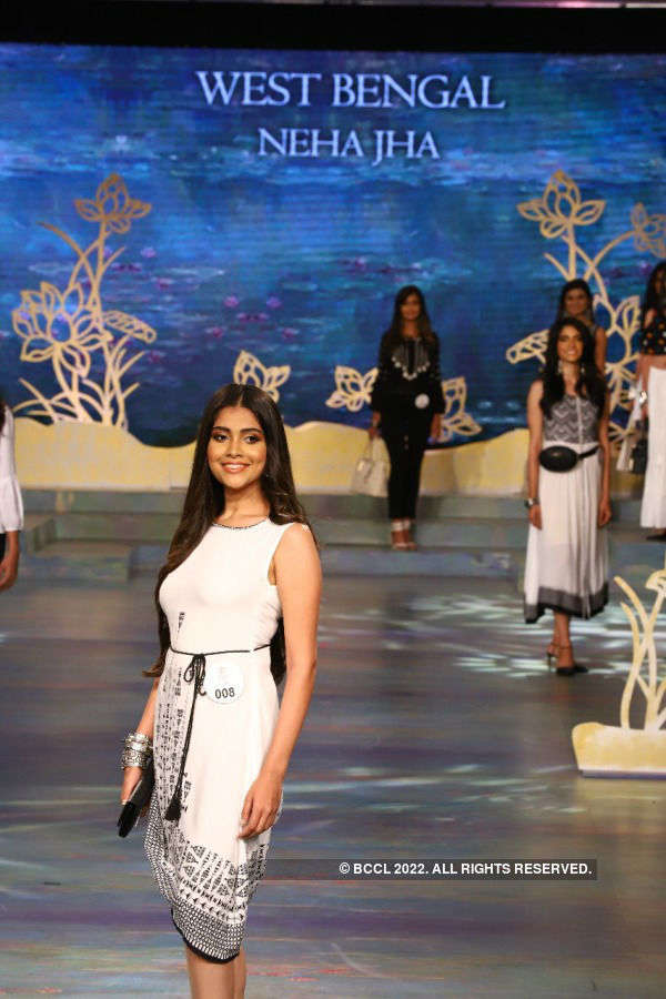 Miss India East 2019 Finale: fbb Round
