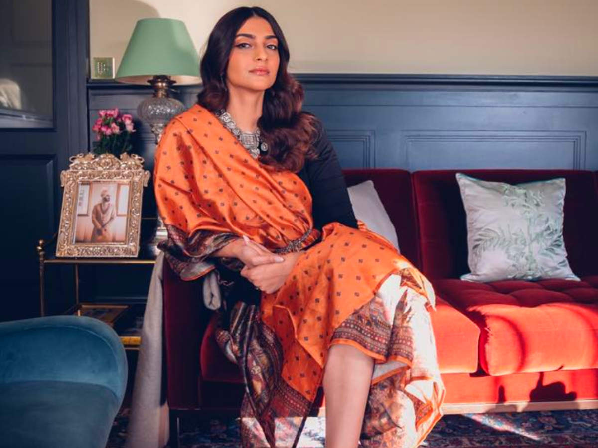 We Love These Decor Statements From Sonam Kapoor S House The Times