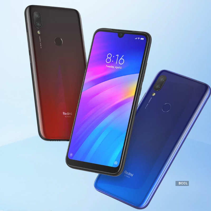 Xiaomi Redmi 7 launched in India
