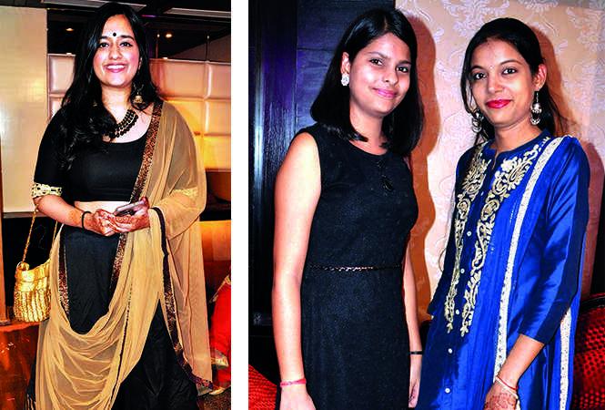 (L) Shasha (R) Shashi and Prabha (BCCL/ AS Rathor)