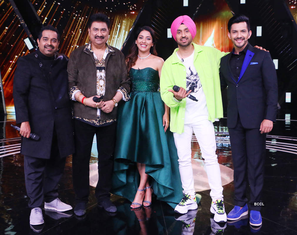 Rising Star Season 3: On the sets