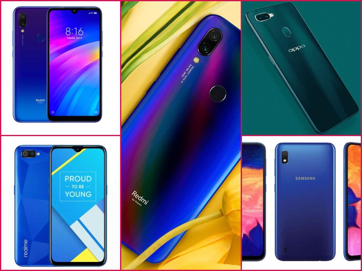Xiaomi has launched two new smartphones, Redmi Y3 and Redmi 7; here's how they compare to rivals from Realme, Oppo and Samsung