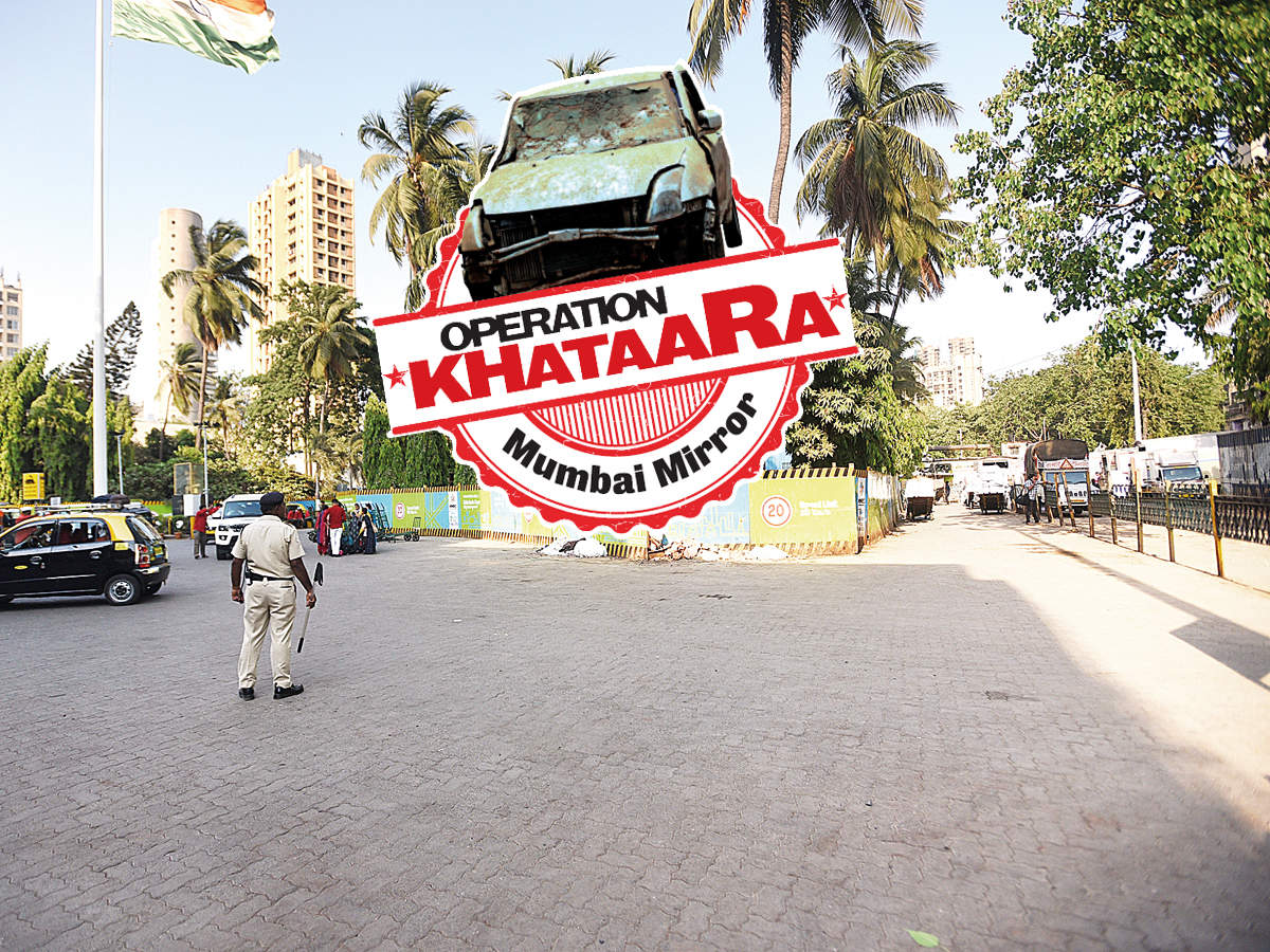 40 khataaras at Mum Central station cleared