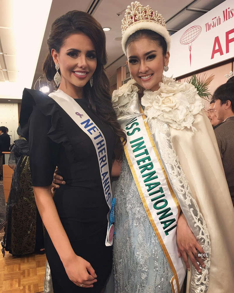 Nathalie Mogbelzada crowned Miss Supranational Netherlands 2019