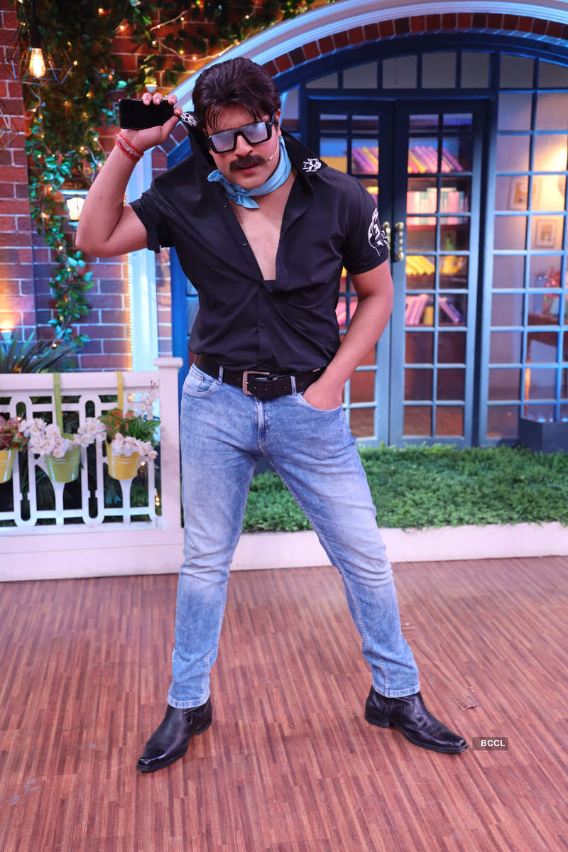 The Kapil Sharma Show Season 2: On the sets