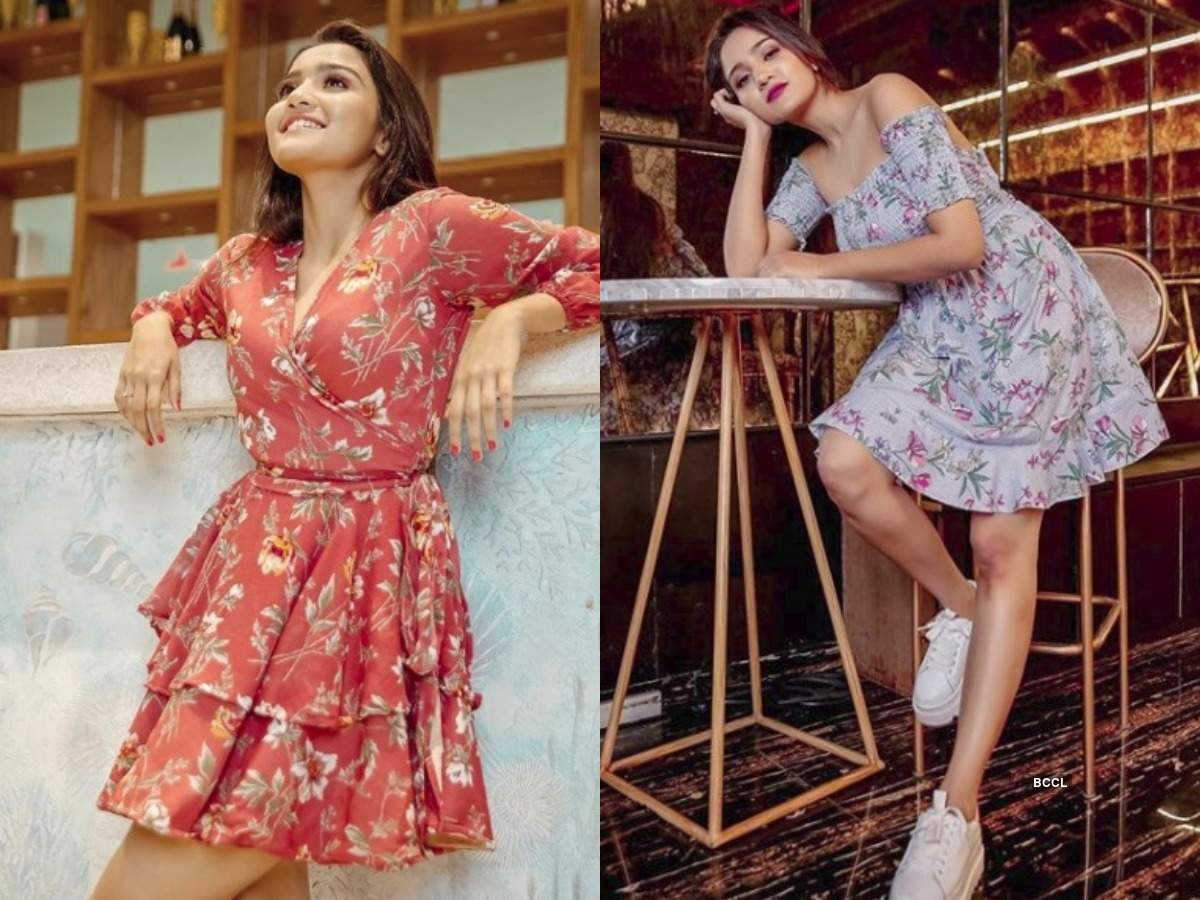 Ashi Singh's latest pictures prove that the actress is summer ready