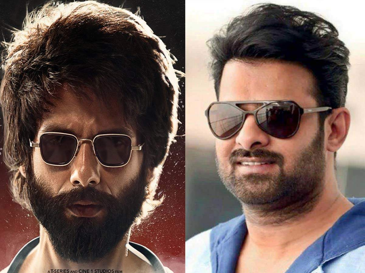 Here\u0027s what Shahid Kapoor has to say on Prabhas\u0027 review of