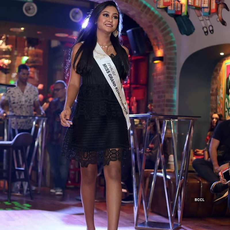 Kishweni Jaganathan crowned Miss Grand Kuala Lumpur 2019