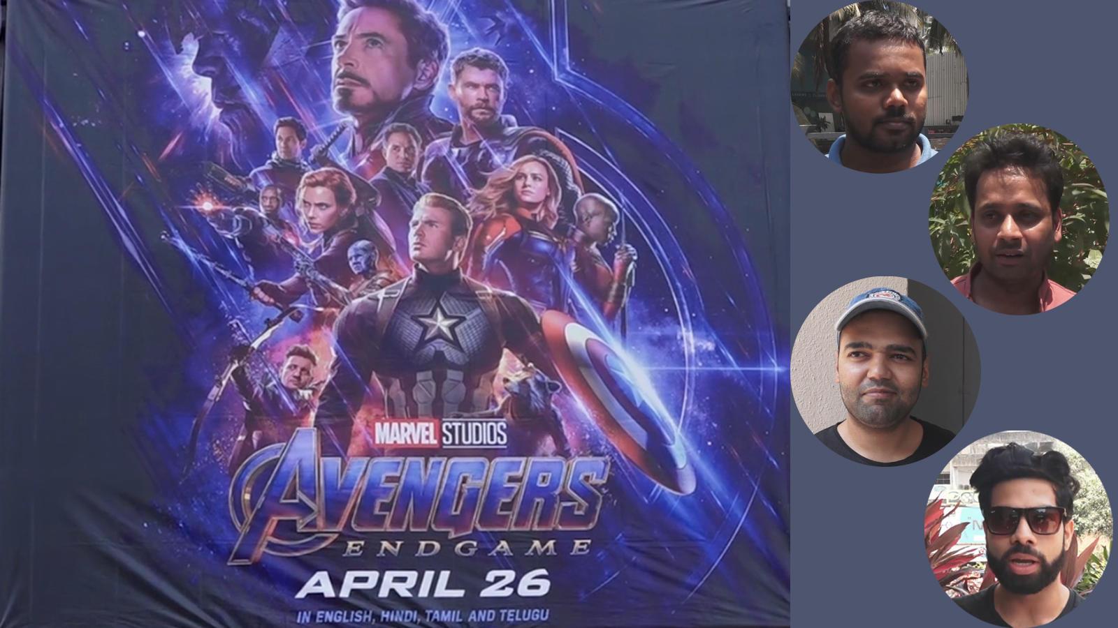 Avengers Endgame: Public review