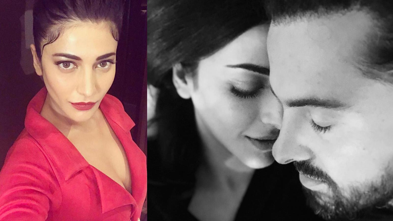Shruti Haasan and boyfriend Michael Corsale part ways