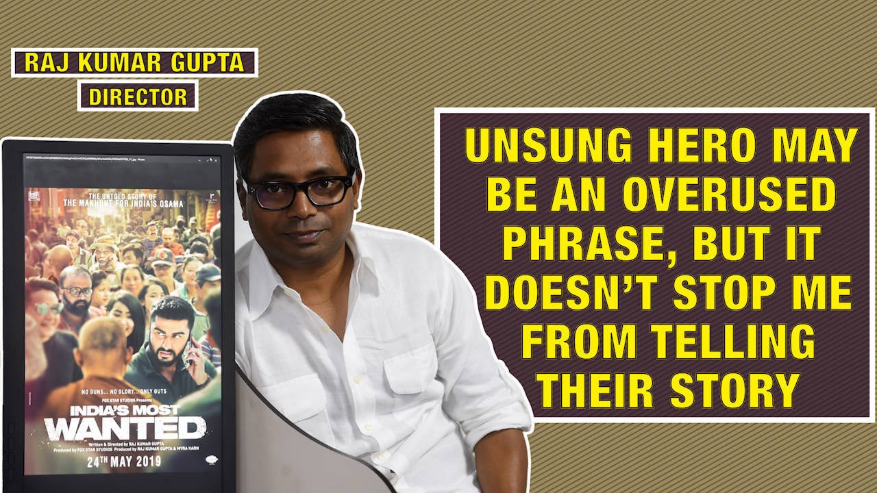 Raj Kumar Gupta: Unsung hero might be an overused phrase, but it should not stop me from telling their story