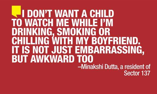 Toddlers in Noida pubs: Necessity for parents or killjoy for