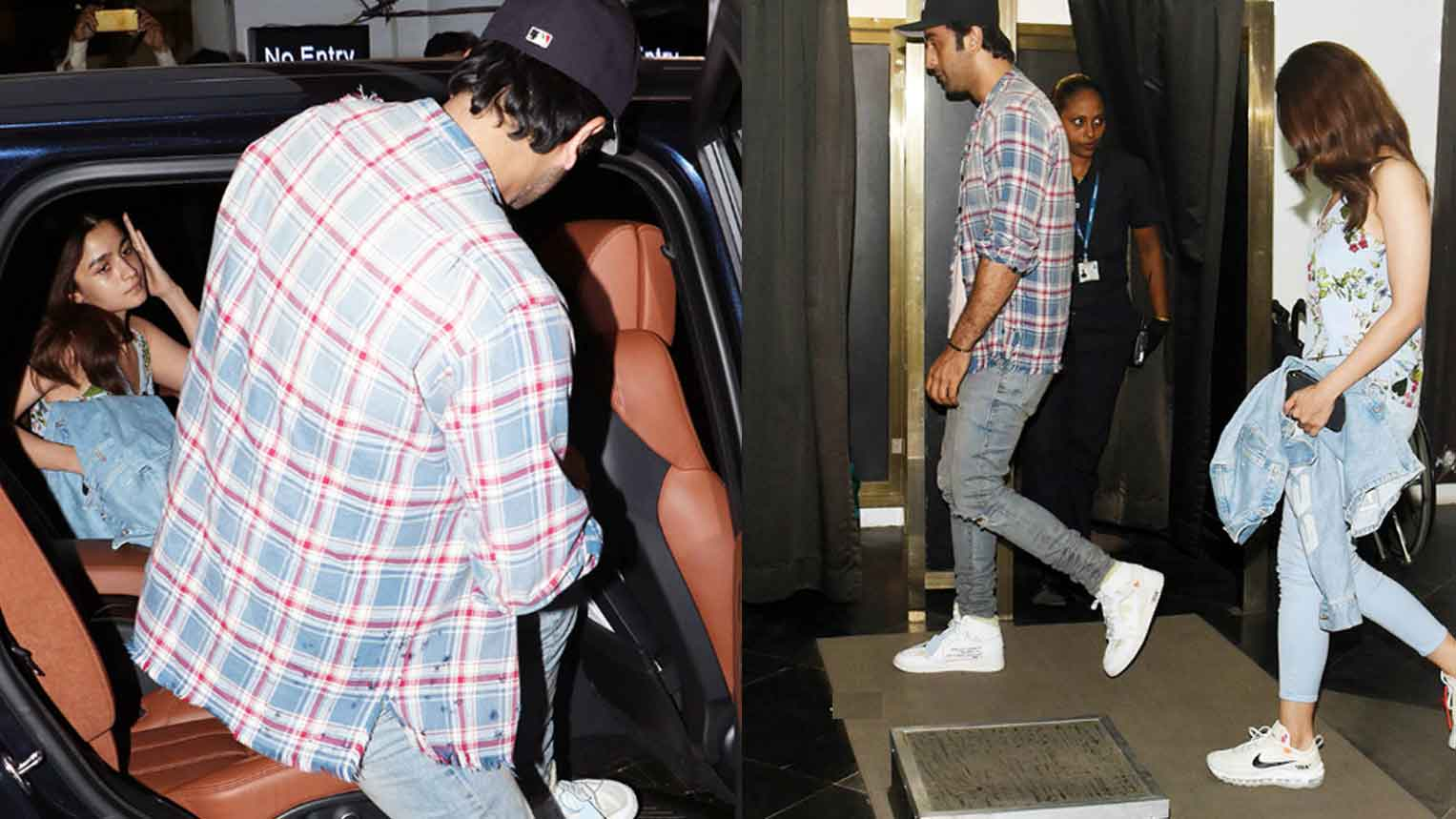 Ranbir Kapoor, Alia Bhatt go on a movie date, watch 'Avengers: Endgame' together