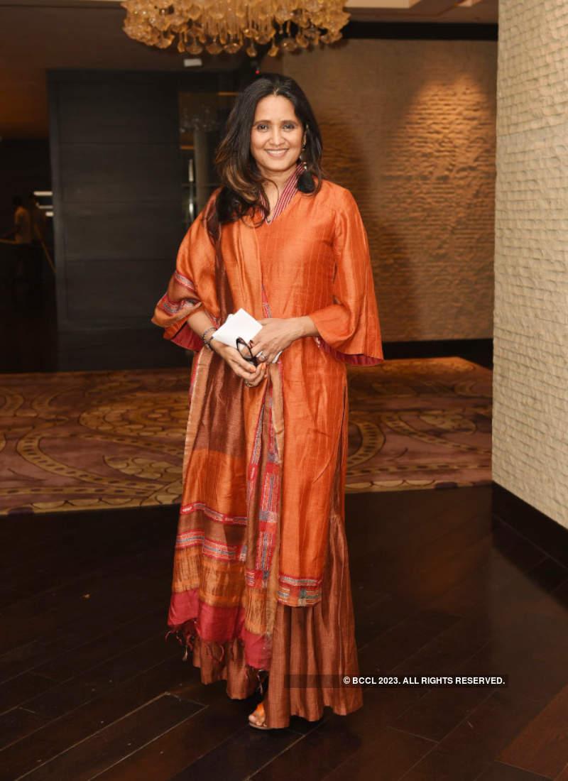 Art connoisseurs attend Deepa Nath's art exhibition