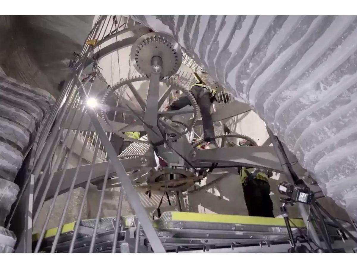 A 10,000-year clock: Worth $42 billion