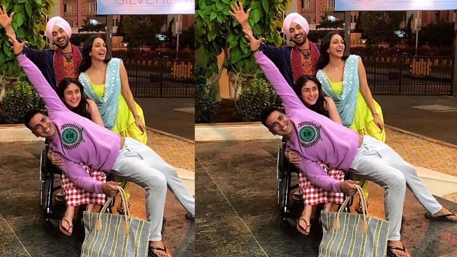 Release of Akshay Kumar-Kareena Kapoor Khan's 'Good News' pushed to December