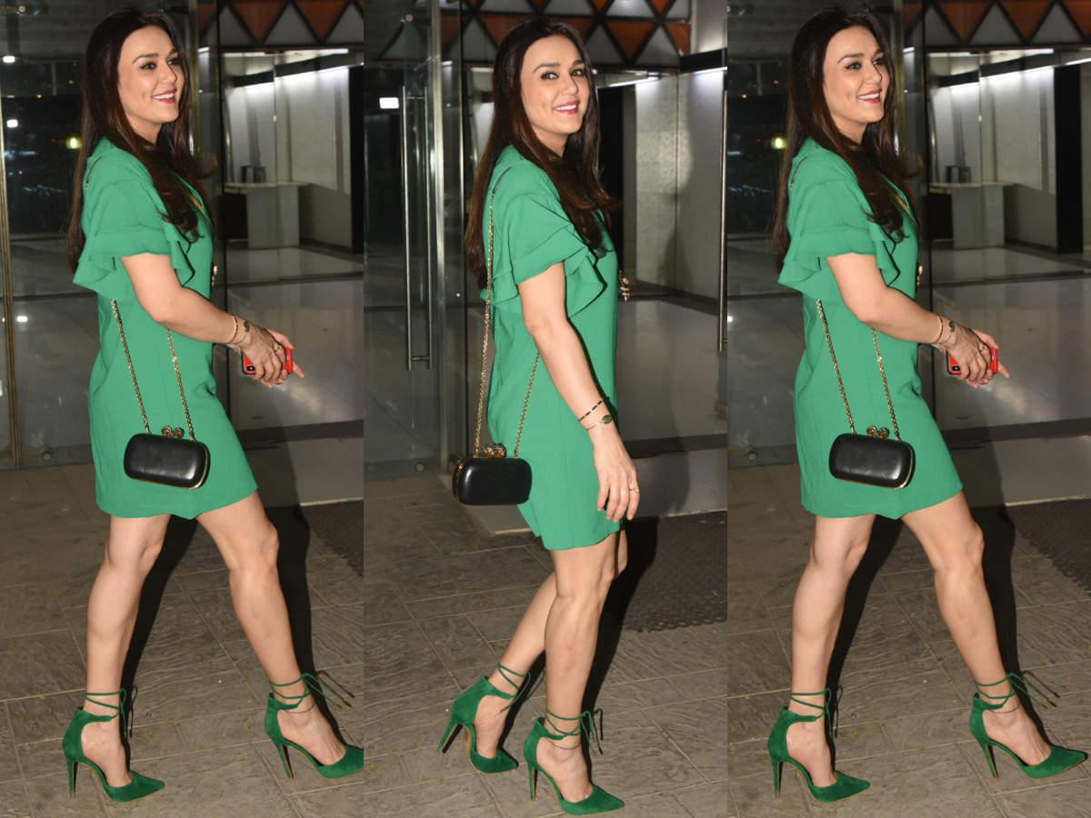 Preity Zinta now