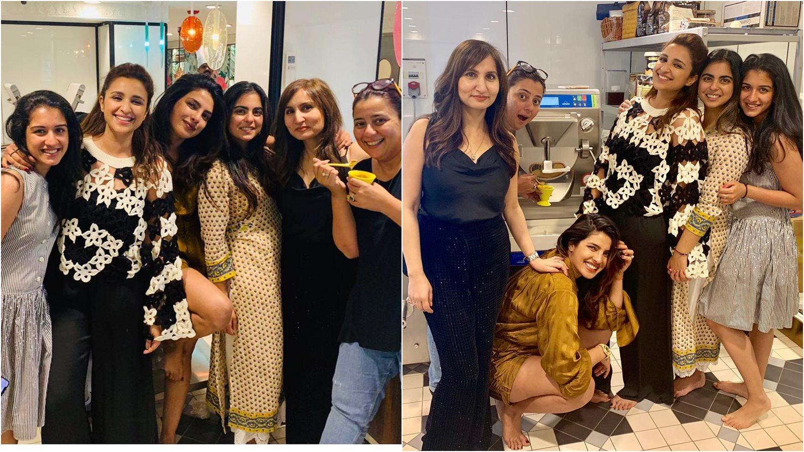 Alia Bhatt misses the 'madness by minutes at Isha Ambani's homemade ice cream feast with Priyanka Chopra and squad