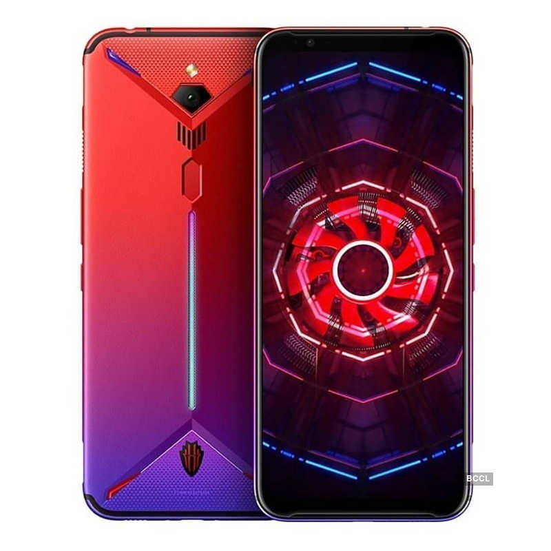 Nubia Red Magic 3 gaming smartphone launched