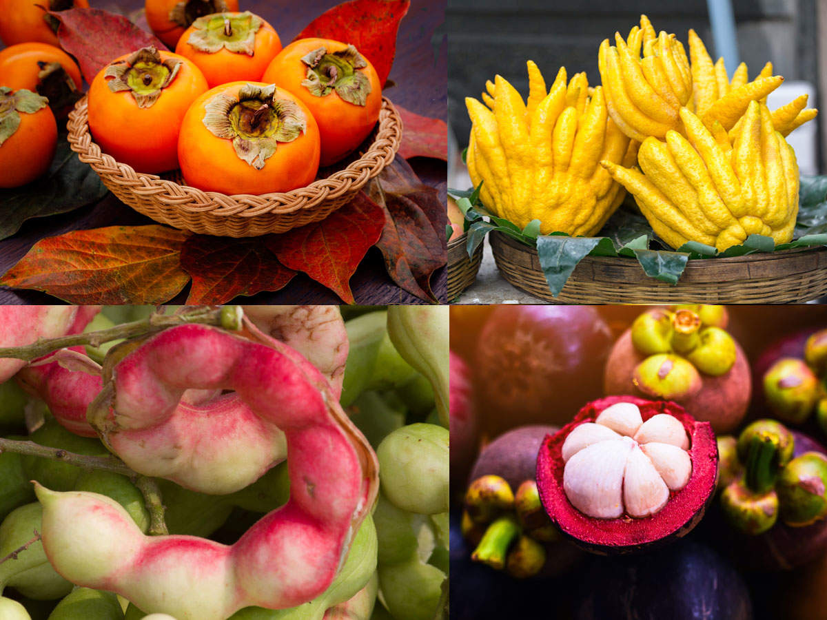 Weird Fruits To Try 11