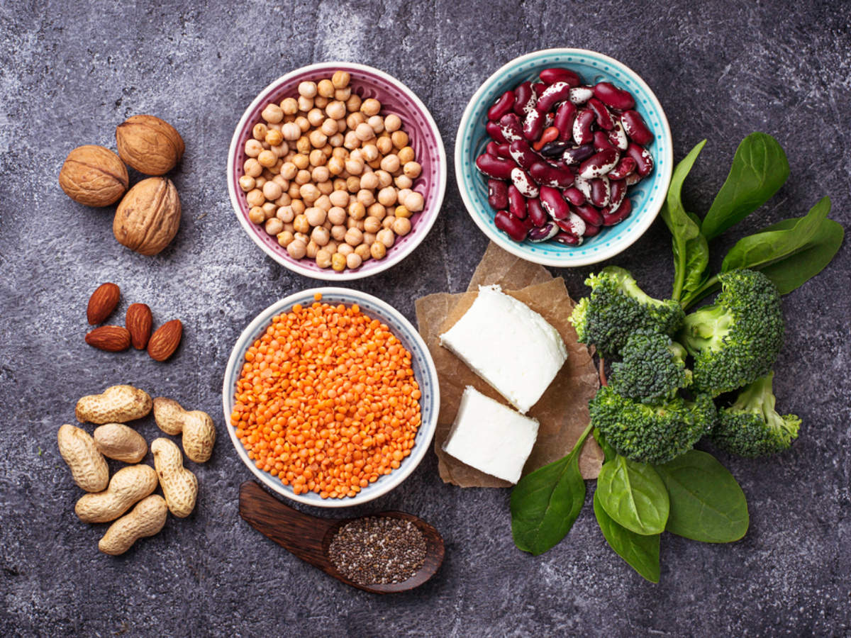 Veg Protein Sources: 7 Best Protein Sources that are Vegetarian   Protein Rich Foods for Vegans