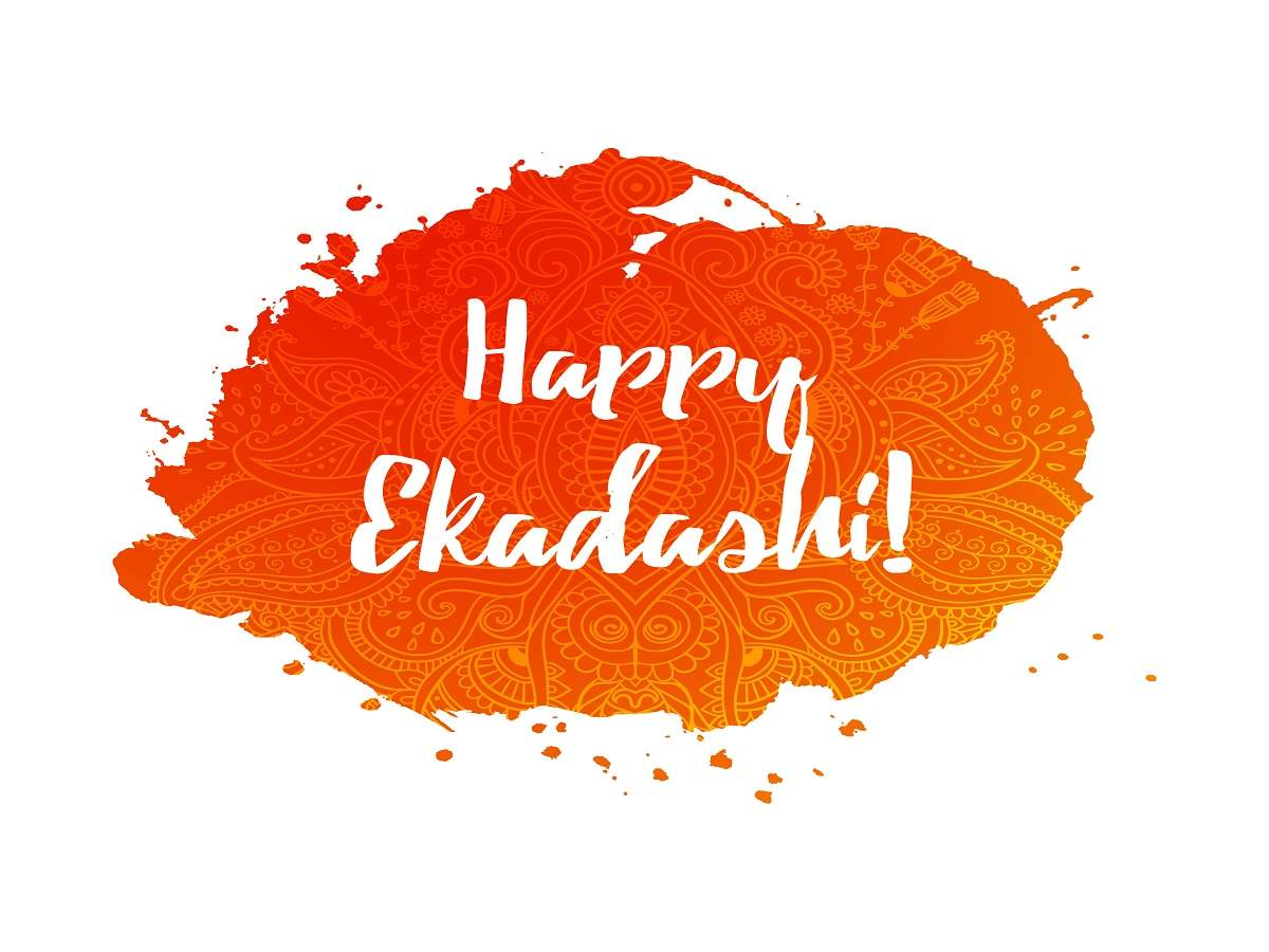 Happy Ekadashi 2019 Images Cards Greetings Quotes Pictures Gifs And Wallpapers Times Of India