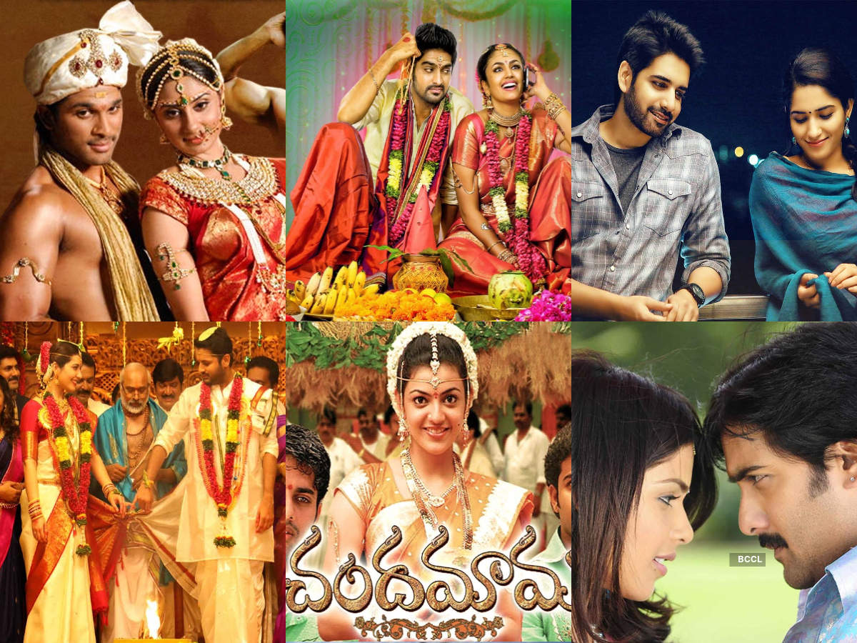Best Matrimonial Themed Telugu Films That Can Offer Audience A Perfect Treat The Times Of India