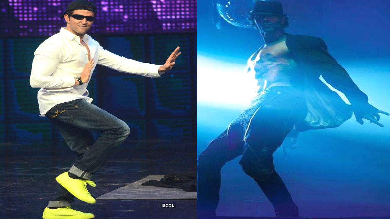 Hrithik Roshan: Doctor once told me I won't be able to dance in my life