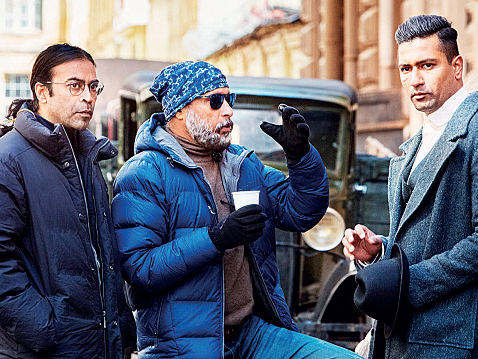 Shoojit Sircar: Vicky Kaushal's intensity and anger convinced me he was  Udham Singh