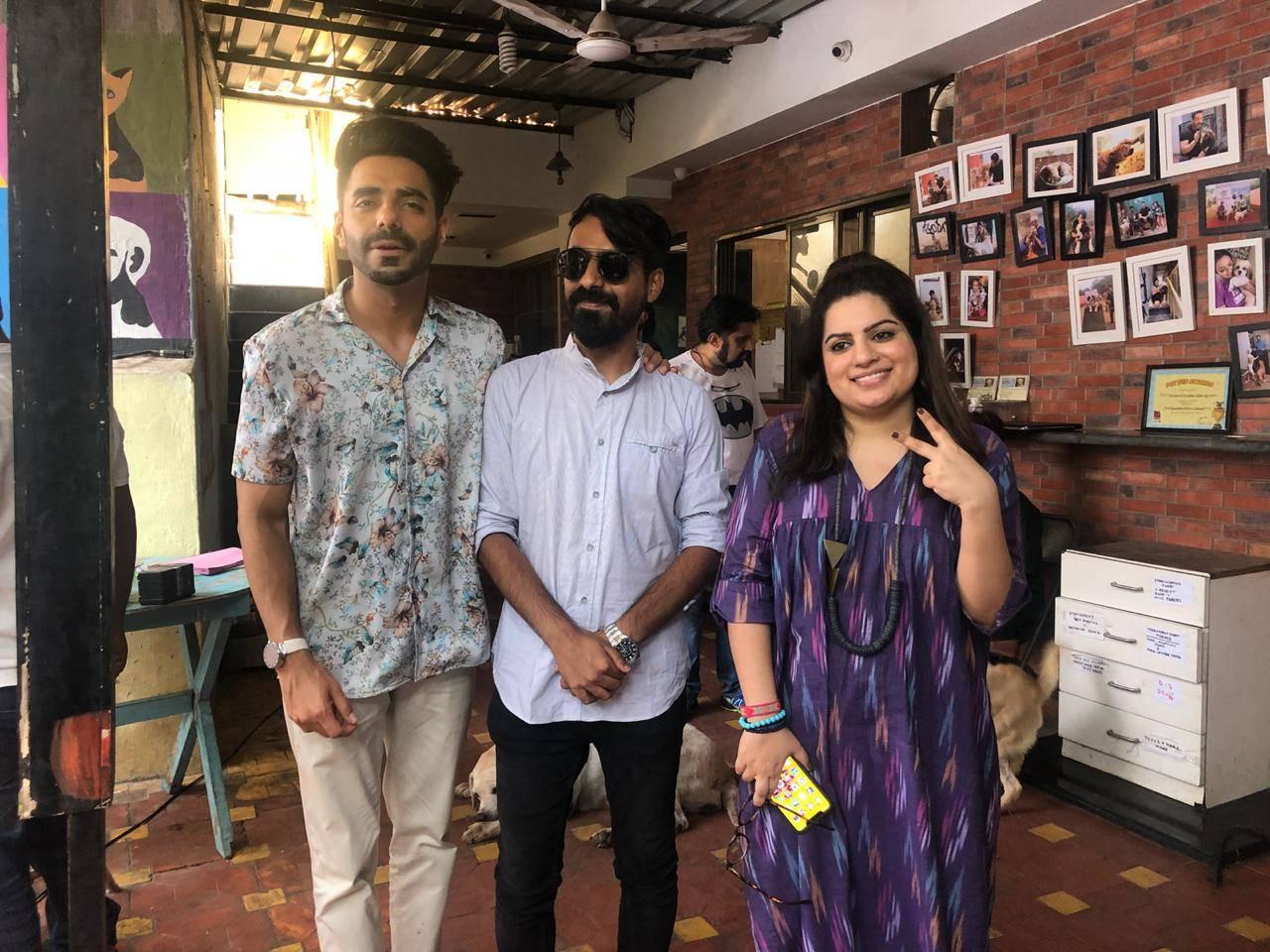 Short film- Nawab- Aparshakti, Dayanidhi and Malika Dua.