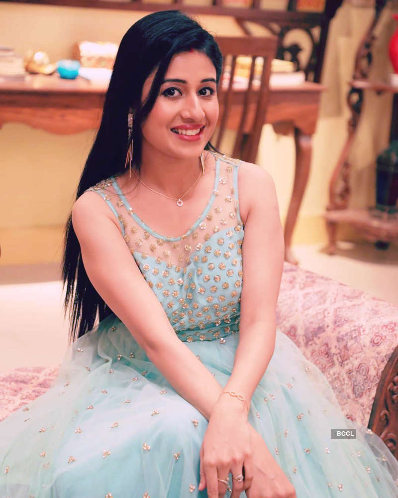 Paridhi Sharma shares her concern on shooting depression sequence