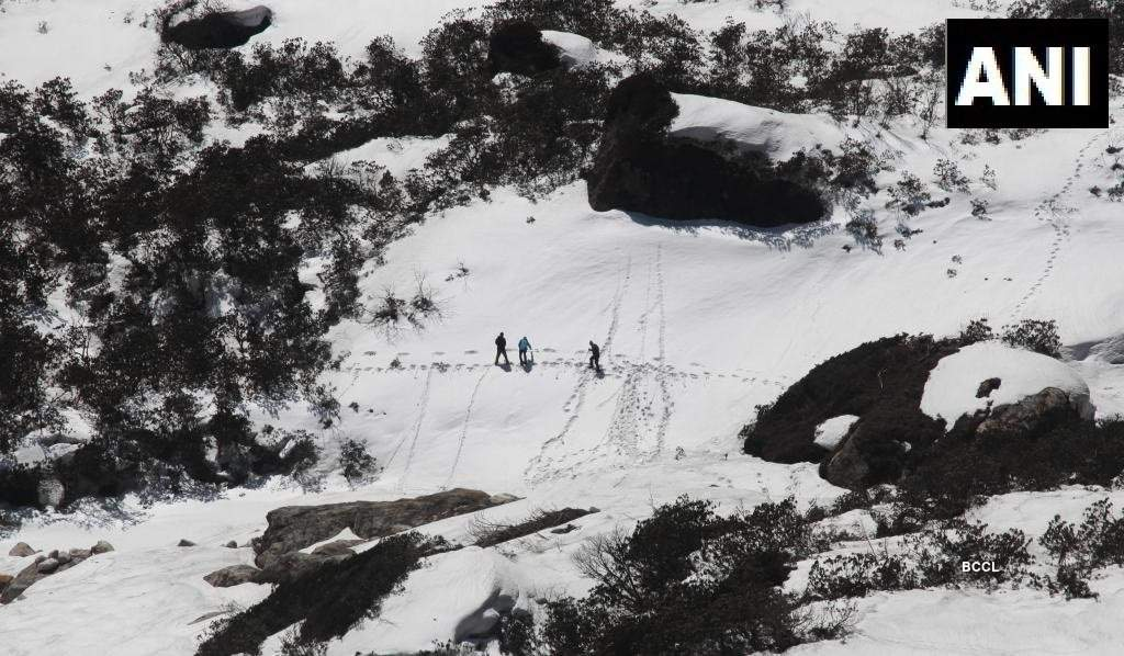 Indian Army team spots 'Yeti' footprints on Himalayas