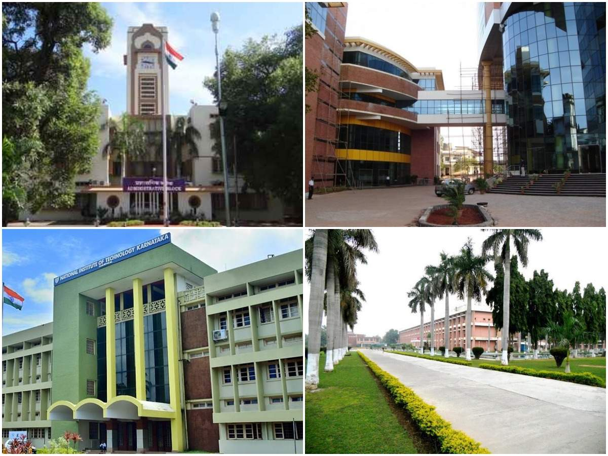 Top 50 non-IIT engineering colleges in India for 2019
